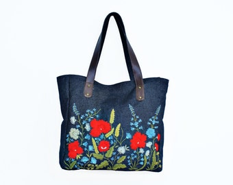 Hand Embroidery Bag