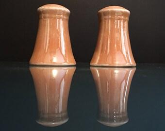 Lusterware Salt and Pepper Shakers