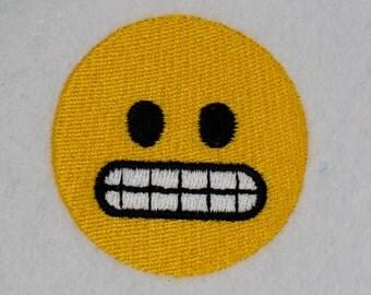 Poop Emoji Machine Embroidery Design