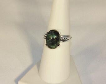 Simply Stunning Seraphinite Ring