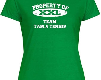T-shirt OLDENG00856 table tennis