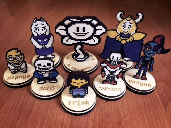 Our Favorite Undertale Statues And Figurines Undertale