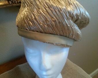 Vintage Straw Hat