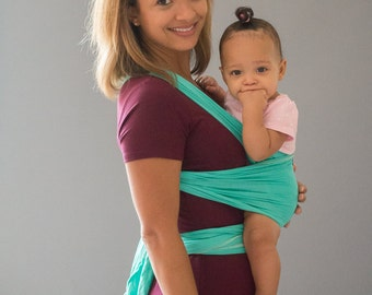 Baby Wrap, Baby Sling, Baby Carrier, Infant Carrier, Austin
