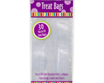 """TREAT Bag 4"""" x 9"""" Package of 30"""