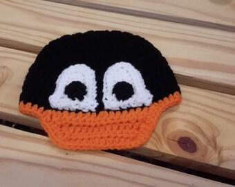 infant duck hat
