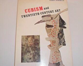 "Vintage Book- ""Cubism and Twentieth Century Art"" by Rosenblum"