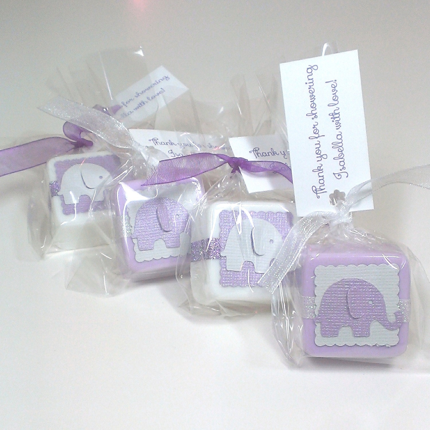 48 shower favors baby girl shower favor soaps elephant baby shower favors unique birthday party favors