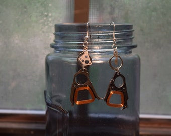 Hard drive Earrings