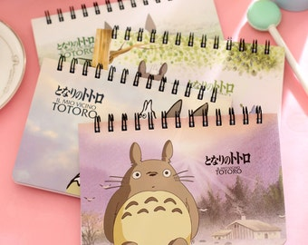 Kawaii Totoro Weekly Planner - Mysterious Forest