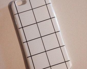 Retro Inspired Large Square Phone Case iPhone 6/ 6s