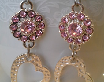"""My Hearts Desire E - 229"""" Pink Crystal Lady"""""""