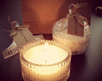 Carousel Soy Candles