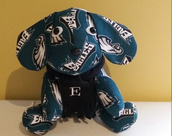 Philadelphia Eagles Stuffed Puppy