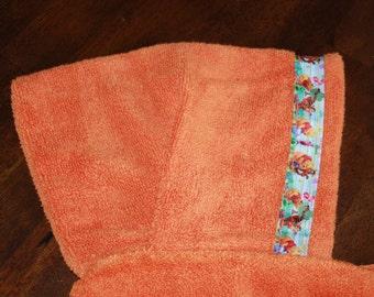 Winnie the Pooh Hooded Towel, Orange - For babies, toddlers, preschoolers and beyond!