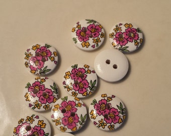 """10 1/2"""" Buttons for Sweaters, Knitting, Sewing, Button Crafts, Scrapbooking"""