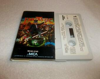 ELTON JOHN Captain Fantastic Cassette Tape 1975