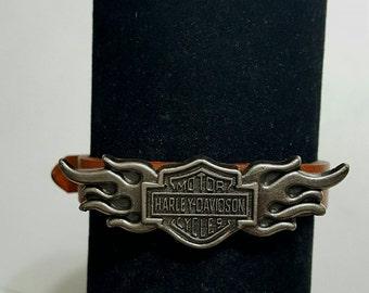 HD leather bracelet *****WAS 25.00