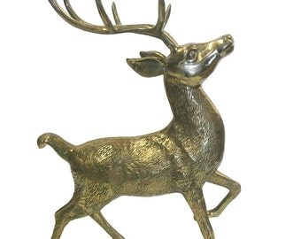 Large Reindeer/ Elk Sculpture