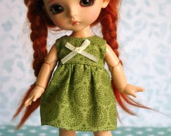 ElDollRado - Pukifee & Lati Yellow summer dress
