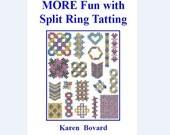 MORE Fun with Split Ring Tatting Book