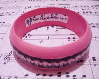 Memorial Bracelet - Heartbeat, Bracelet, Memorial, Accessory, Spring, Summer, Gift, Child Loss, Faith & Joy , Pregnancy and Infant Awareness