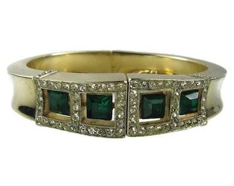 Vintage Castlemark Clamper Bracelet