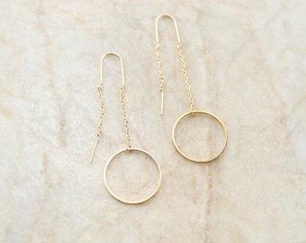 Elipse earrings