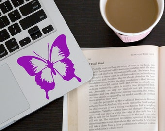 Butterfly sticker Butterfly decal Car Laptop Vinyl Decal Sticker