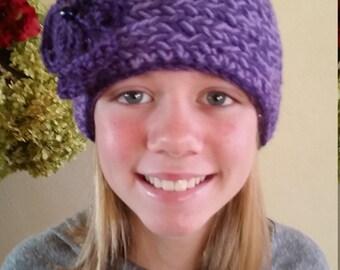 Purple Passion Headband  #H15   Free Shipping