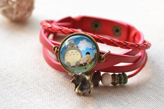 My neighbour Totoro Bracelet