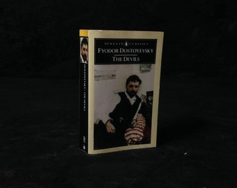 """The Devils (The Possessed) Fyodor Dostoyevsky Translated with an Introduction by David Magarshack, Penguin Books, 7x4x2"""""""" 13oz #2289"""""""