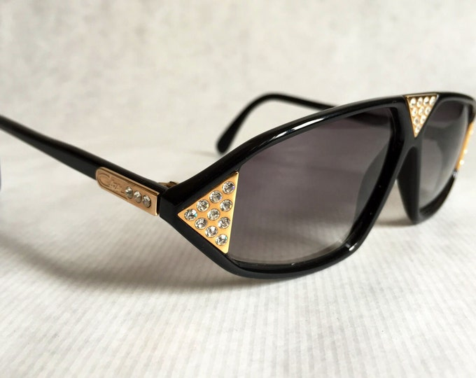 Cazal 199 Col 619 Vintage Sunglasses Made in West Germany New Old Stock