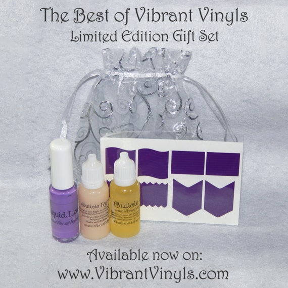 The Best of Vibrant Vinyls - Limited Edition Gift Set