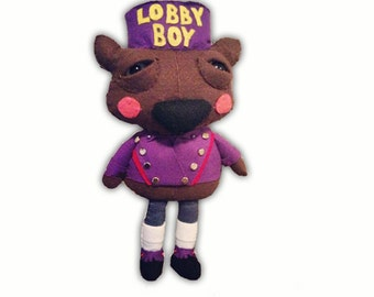 Will.i.Wombat - Limited Edition handmade plush creature plushie toy - unique birthday gift
