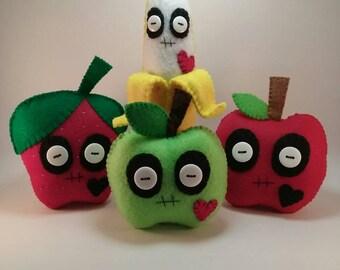Zombie Fruits