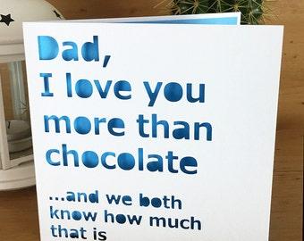 dad birthday card  etsy, Birthday card
