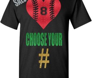 Baseball Mom Shirt. Glitter Baseball. Custom Baseball. Baseball Shirt. Softball Mom Shirt. Baseball Bling Shirt. Softball Bling Shirt