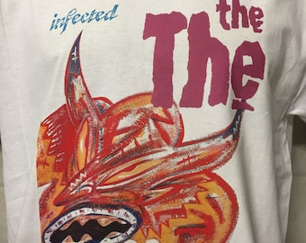 THE THE INFECTED single sleeve shirt