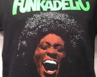 FUNKADELIC shirt