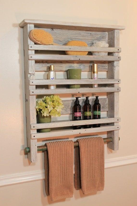 3 Shelf Bathroom Organizer Display Storage Cubby Rack D Cor