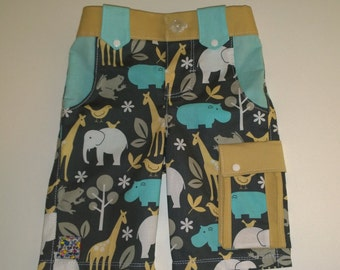 Boys shorts   Size 3    boys long shorts, boys board shorts, boys cargo shorts,