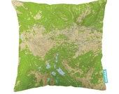 Mammoth Lakes Pillow Covers