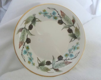 Butter/Preserve Dish in the Spring Morning Pattern by Wedgwood