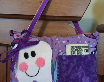 My Little Pony Tooth Fairy Pillow