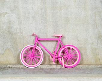 Customize Your Paper Bicycle - Paper Art; Paper Sculpture