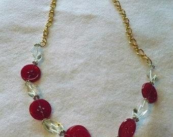Elegant starlet necklace