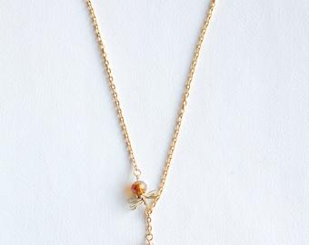 Bee Mine Girls' Necklace