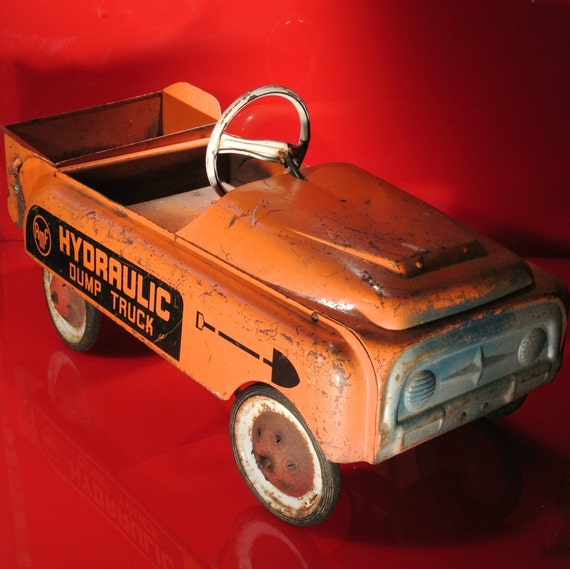 Vintage Pedal Car Parts : Buy vintage and antique pedal cars online