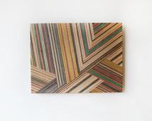 unique skateboard wall art related items etsy